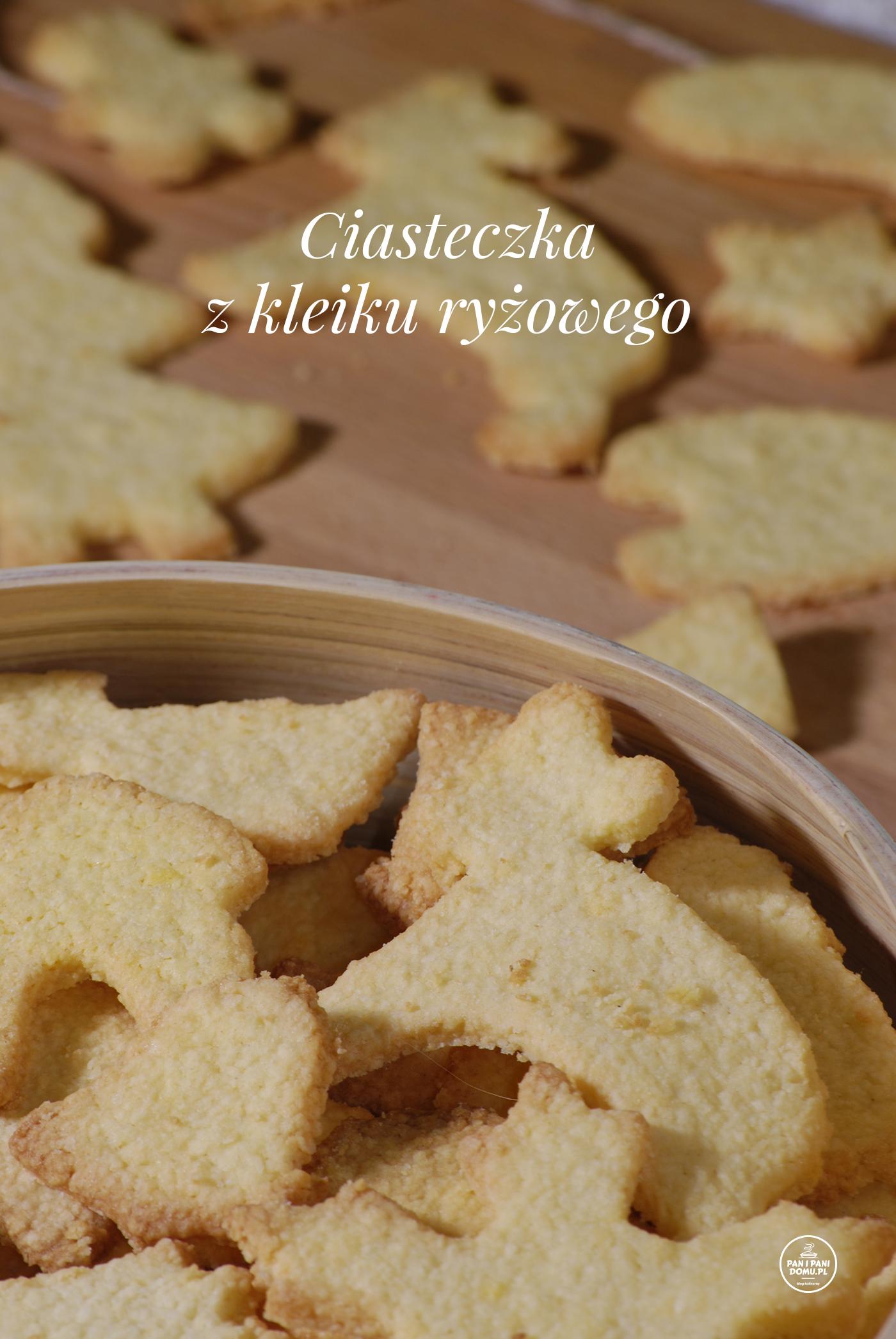 ciasteczka kleikowe