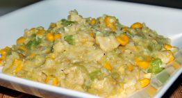 Dietetyczne risotto z kurczakiem