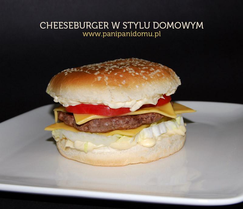 Cheesburger-w-stylu-domowym