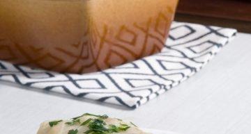 Gołąbki z ryżem, mięsem i grzybami