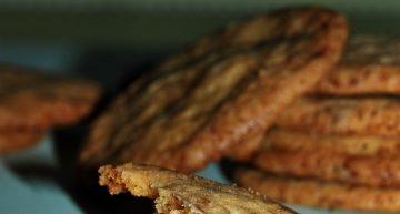 Pieguski – ciasteczka z czekoladą