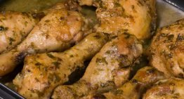 Kurczak w cytrynie