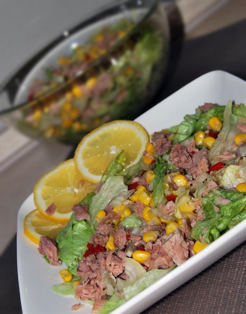 salatka z tunczykiem 2
