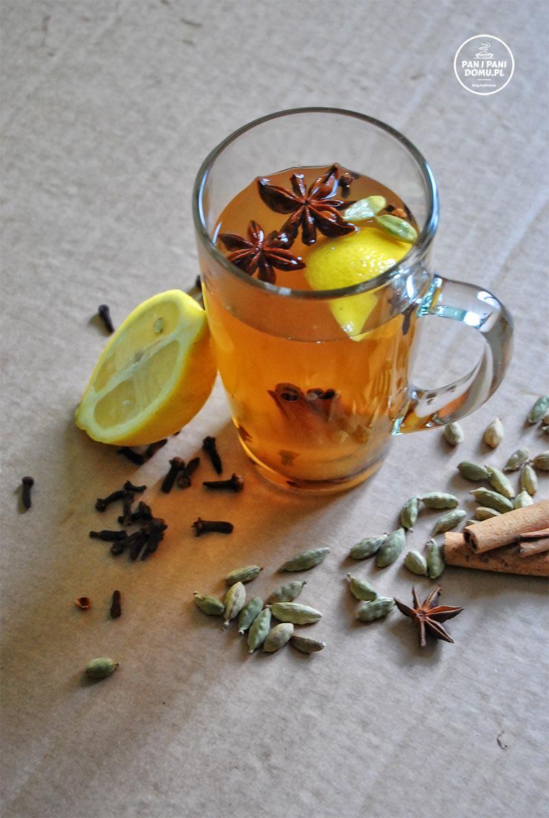 zimowa herbata